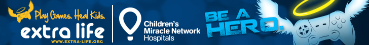 Extra Life. Be a Hero. Play Games, Heal Kids. Children's Miracle Network Hospitals