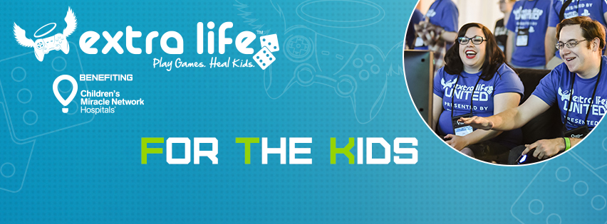 Extra Life Banner